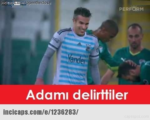 Bursaspor - Fenerbahçe capsleri 8