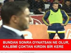 Bursaspor - Fenerbahçe capsleri