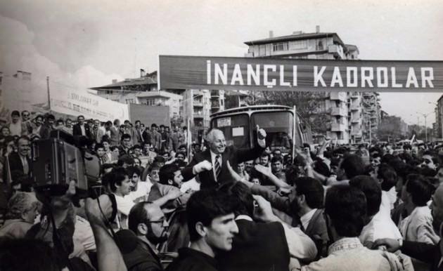 Vefatının 5. yılında Erbakan Hoca 106