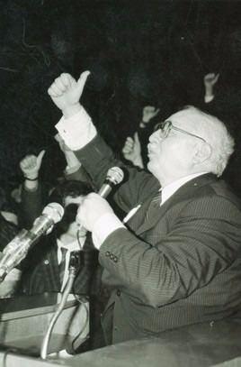 Vefatının 5. yılında Erbakan Hoca 107