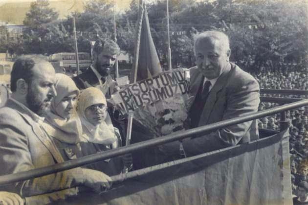 Vefatının 5. yılında Erbakan Hoca 111
