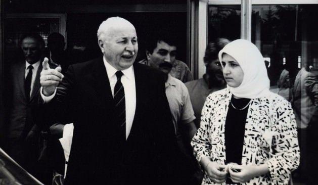 Vefatının 5. yılında Erbakan Hoca 20