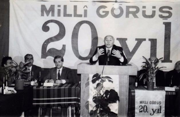 Vefatının 5. yılında Erbakan Hoca 24