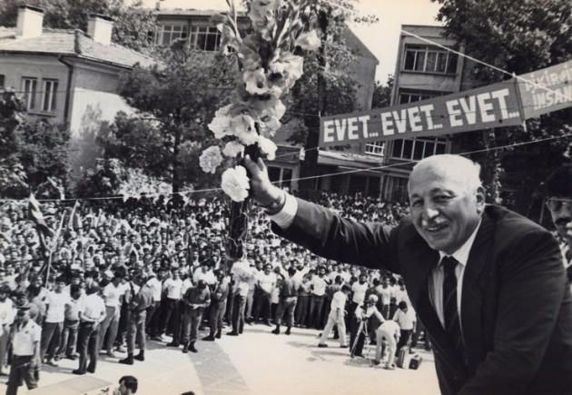 Vefatının 5. yılında Erbakan Hoca 28