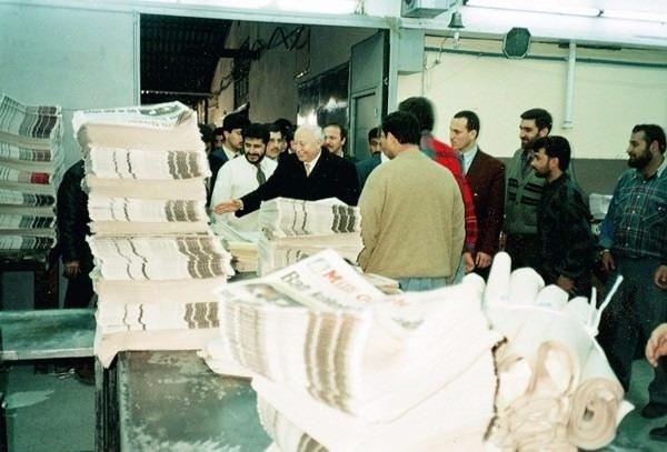 Vefatının 5. yılında Erbakan Hoca 42