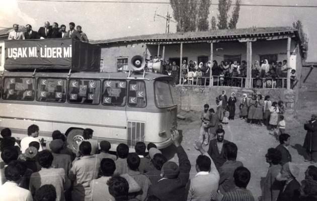 Vefatının 5. yılında Erbakan Hoca 48