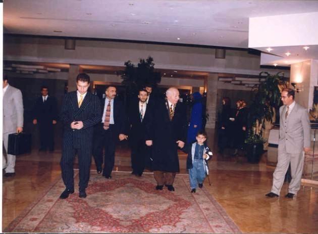Vefatının 5. yılında Erbakan Hoca 55