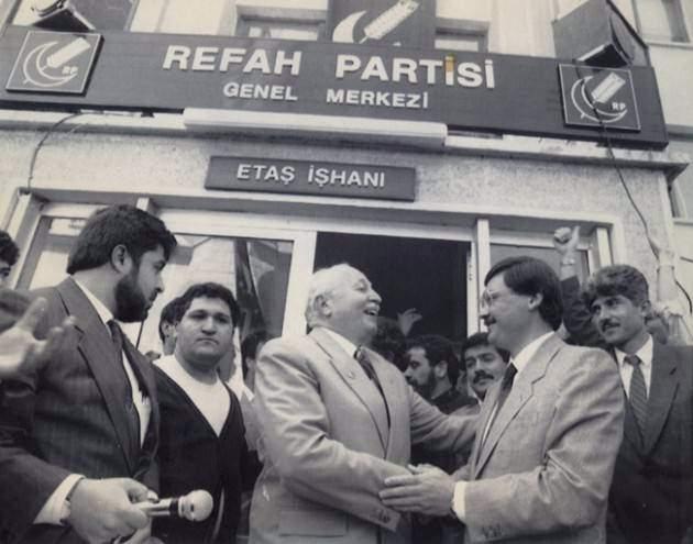 Vefatının 5. yılında Erbakan Hoca 6