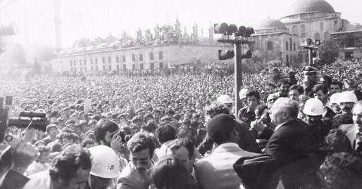 Vefatının 5. yılında Erbakan Hoca 60