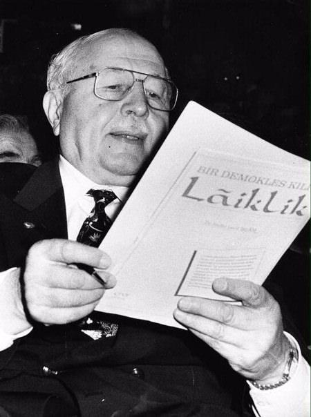 Vefatının 5. yılında Erbakan Hoca 70