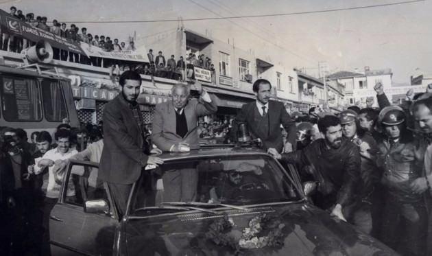 Vefatının 5. yılında Erbakan Hoca 72