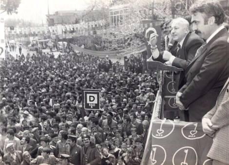 Vefatının 5. yılında Erbakan Hoca 75