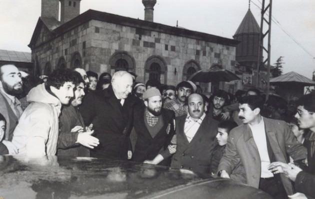 Vefatının 5. yılında Erbakan Hoca 8
