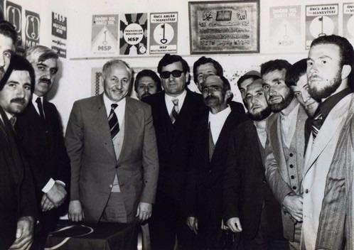 Vefatının 5. yılında Erbakan Hoca 82