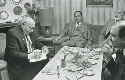 Vefatının 5. yılında Erbakan Hoca 87