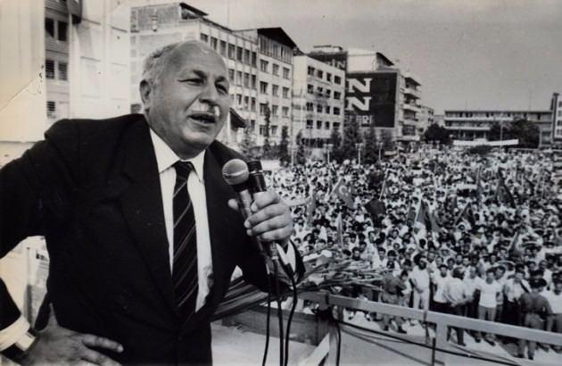 Vefatının 5. yılında Erbakan Hoca 88