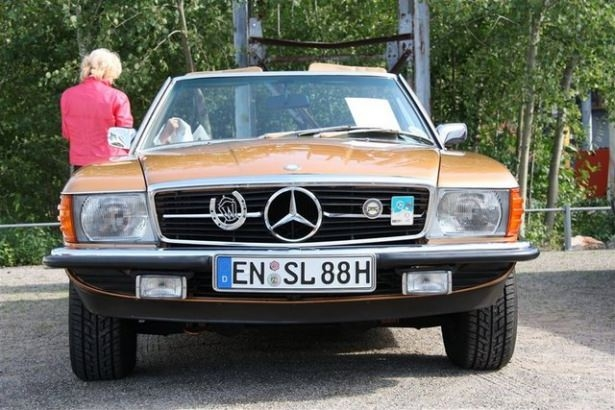 Hiç görmediğiniz Mercedes'ler 10