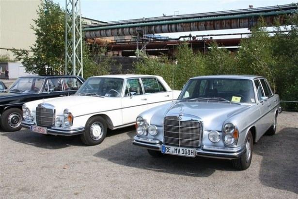 Hiç görmediğiniz Mercedes'ler 12
