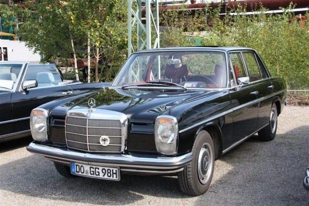 Hiç görmediğiniz Mercedes'ler 13