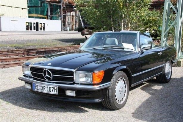 Hiç görmediğiniz Mercedes'ler 15
