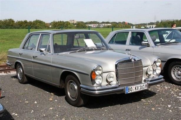 Hiç görmediğiniz Mercedes'ler 24