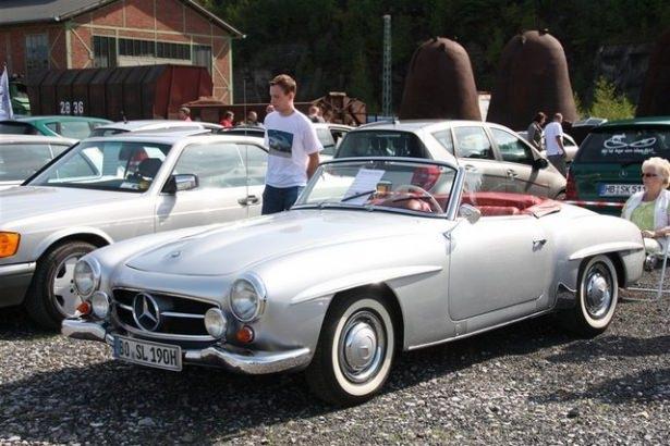 Hiç görmediğiniz Mercedes'ler 32