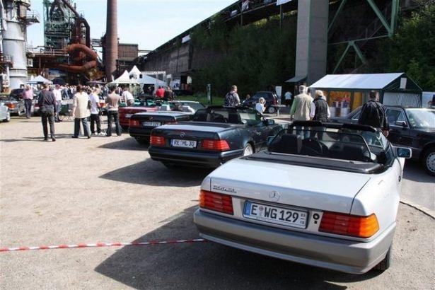 Hiç görmediğiniz Mercedes'ler 37
