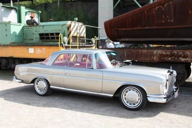 Hiç görmediğiniz Mercedes'ler 4