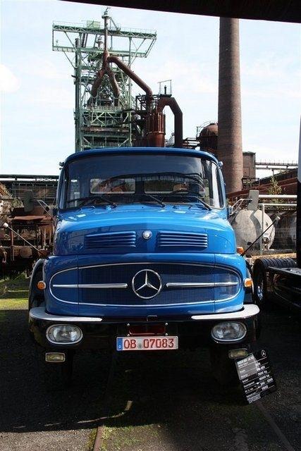 Hiç görmediğiniz Mercedes'ler 42