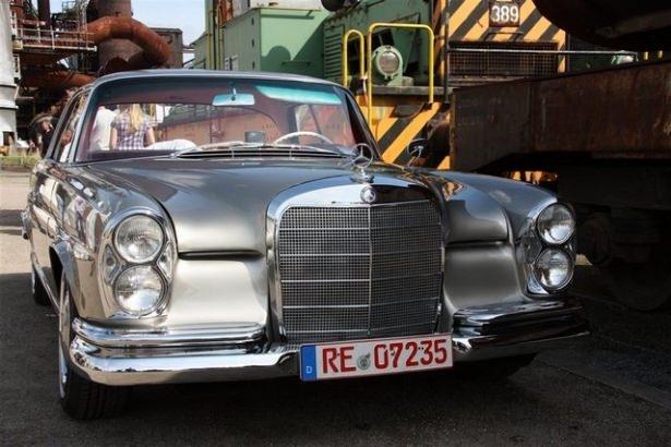 Hiç görmediğiniz Mercedes'ler 44