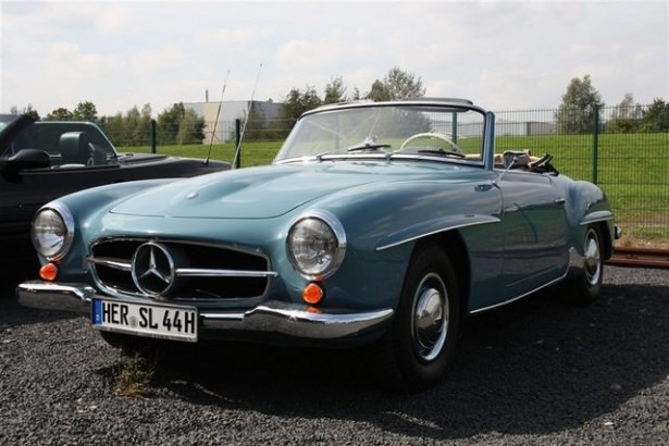 Hiç görmediğiniz Mercedes'ler 47