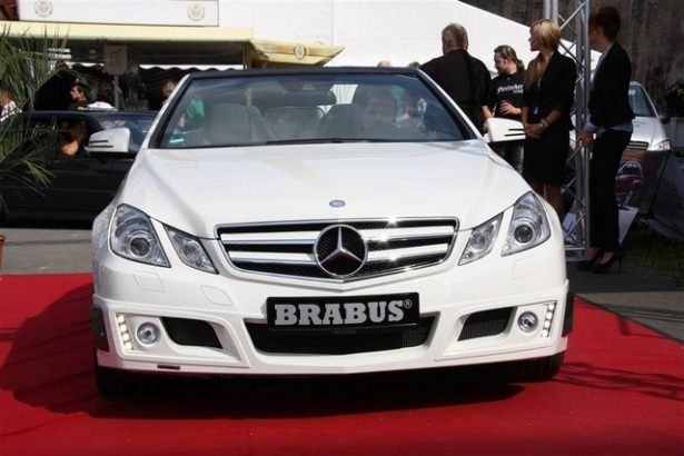 Hiç görmediğiniz Mercedes'ler 5