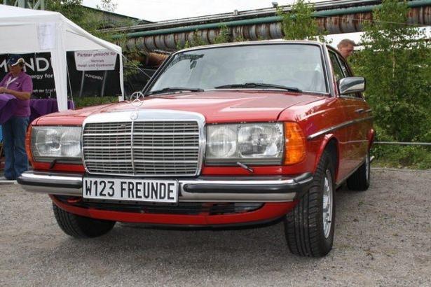 Hiç görmediğiniz Mercedes'ler 51