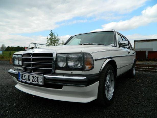 Hiç görmediğiniz Mercedes'ler 52