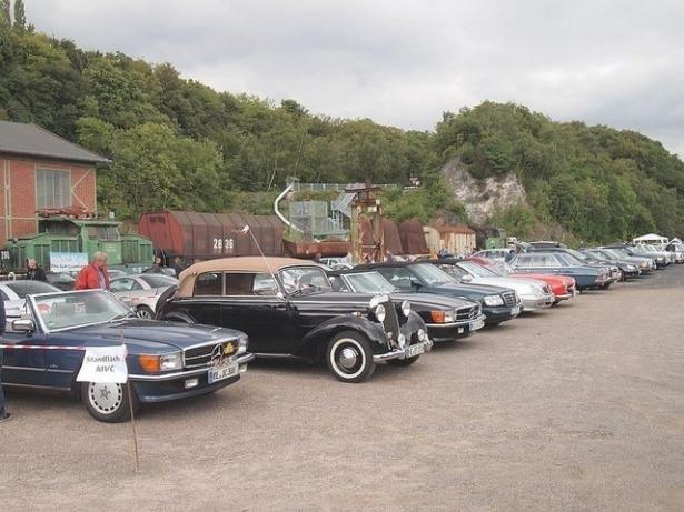 Hiç görmediğiniz Mercedes'ler 54
