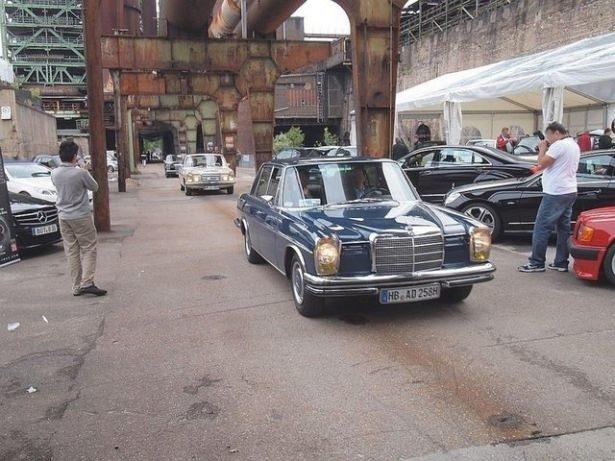 Hiç görmediğiniz Mercedes'ler 57