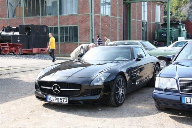Hiç görmediğiniz Mercedes'ler 8