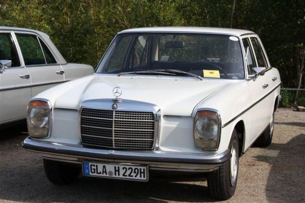 Hiç görmediğiniz Mercedes'ler 9