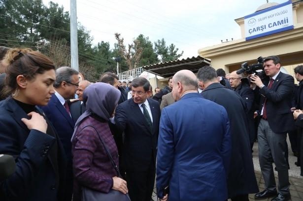 Başbakan Cuma namazını Silopi'de kıldı 10