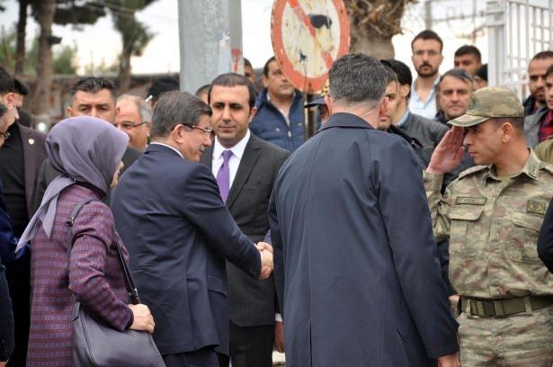 Başbakan Cuma namazını Silopi'de kıldı 13