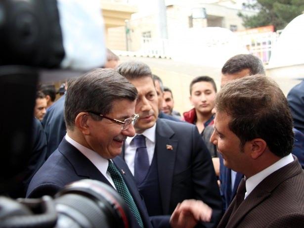 Başbakan Cuma namazını Silopi'de kıldı 14