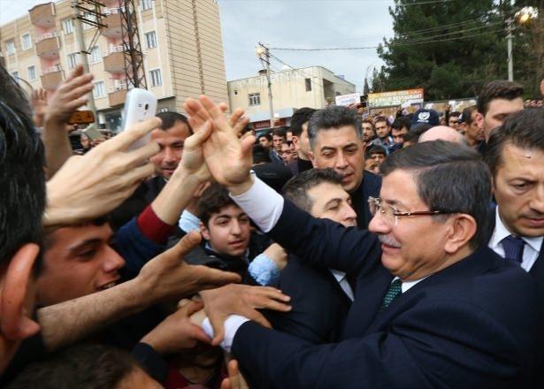 Başbakan Cuma namazını Silopi'de kıldı 17