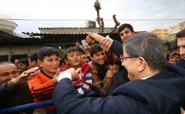 Başbakan Cuma namazını Silopi'de kıldı 18