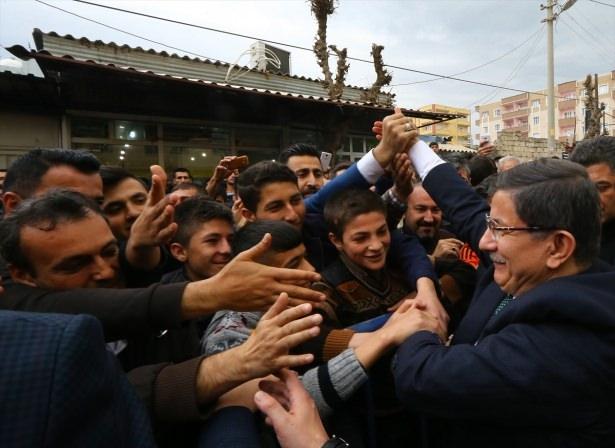 Başbakan Cuma namazını Silopi'de kıldı 19