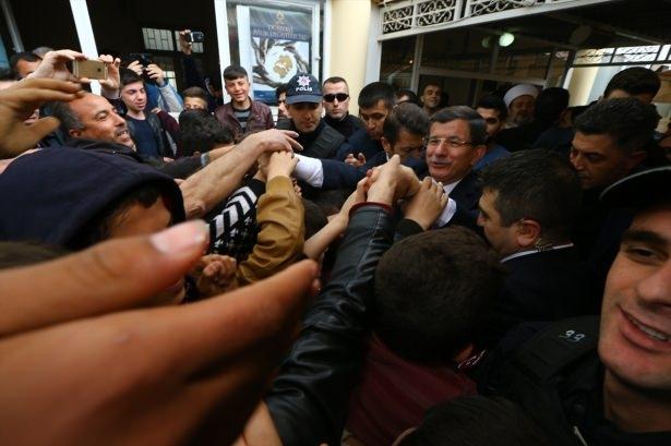 Başbakan Cuma namazını Silopi'de kıldı 21