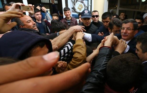 Başbakan Cuma namazını Silopi'de kıldı 22