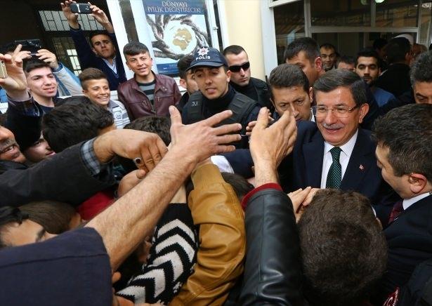 Başbakan Cuma namazını Silopi'de kıldı 23