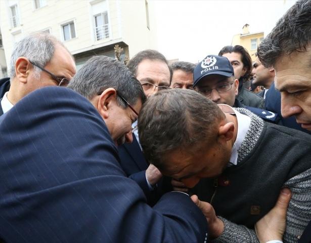 Başbakan Cuma namazını Silopi'de kıldı 30