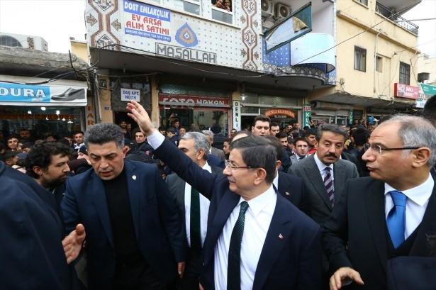 Başbakan Cuma namazını Silopi'de kıldı 31