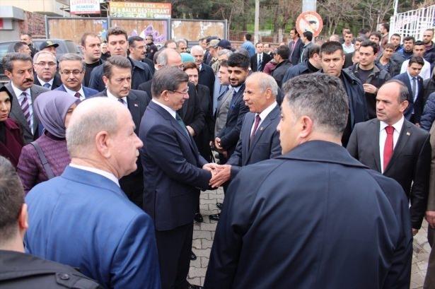 Başbakan Cuma namazını Silopi'de kıldı 9